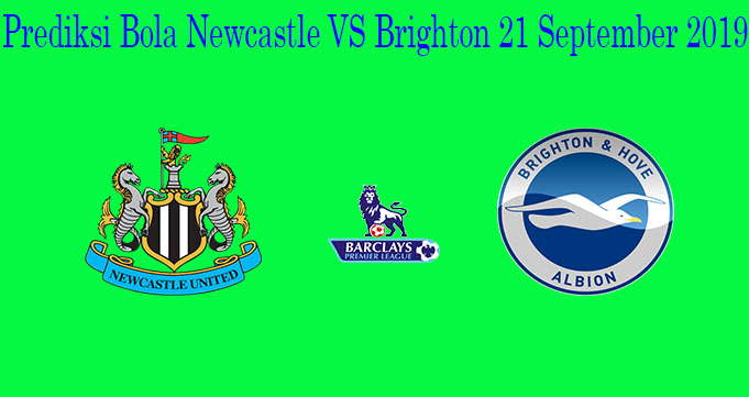 Prediksi Bola Newcastle VS Brighton 21 September 2019